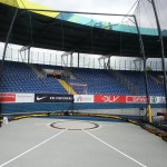 European Team Championships Throwing Cage
