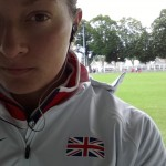 Jade Lally-Warmup -pre-European Team Championships