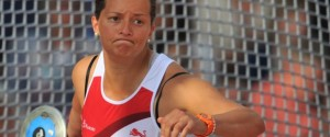Jade Lally - Bronze Medallist Discus Glasgow 2014 Commonwealth Games